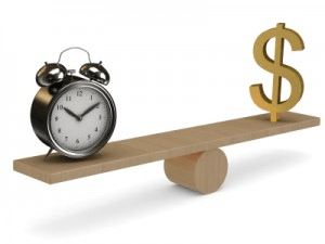 leverage time for money