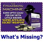 the commission machine