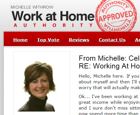 work at home authority