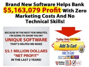 Profit Bank Millionaire Society - NetWiseProfits com